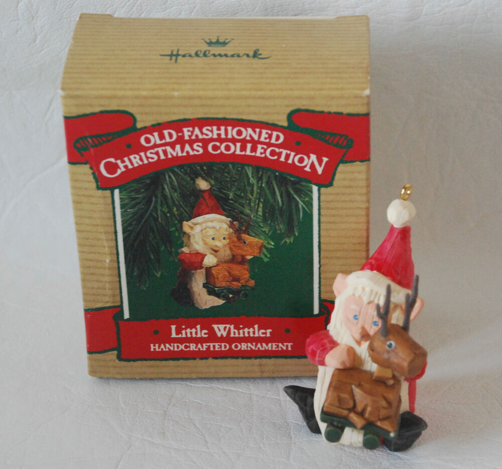 Hallmark Christmas Old-Fashioned Christmas Collection ...