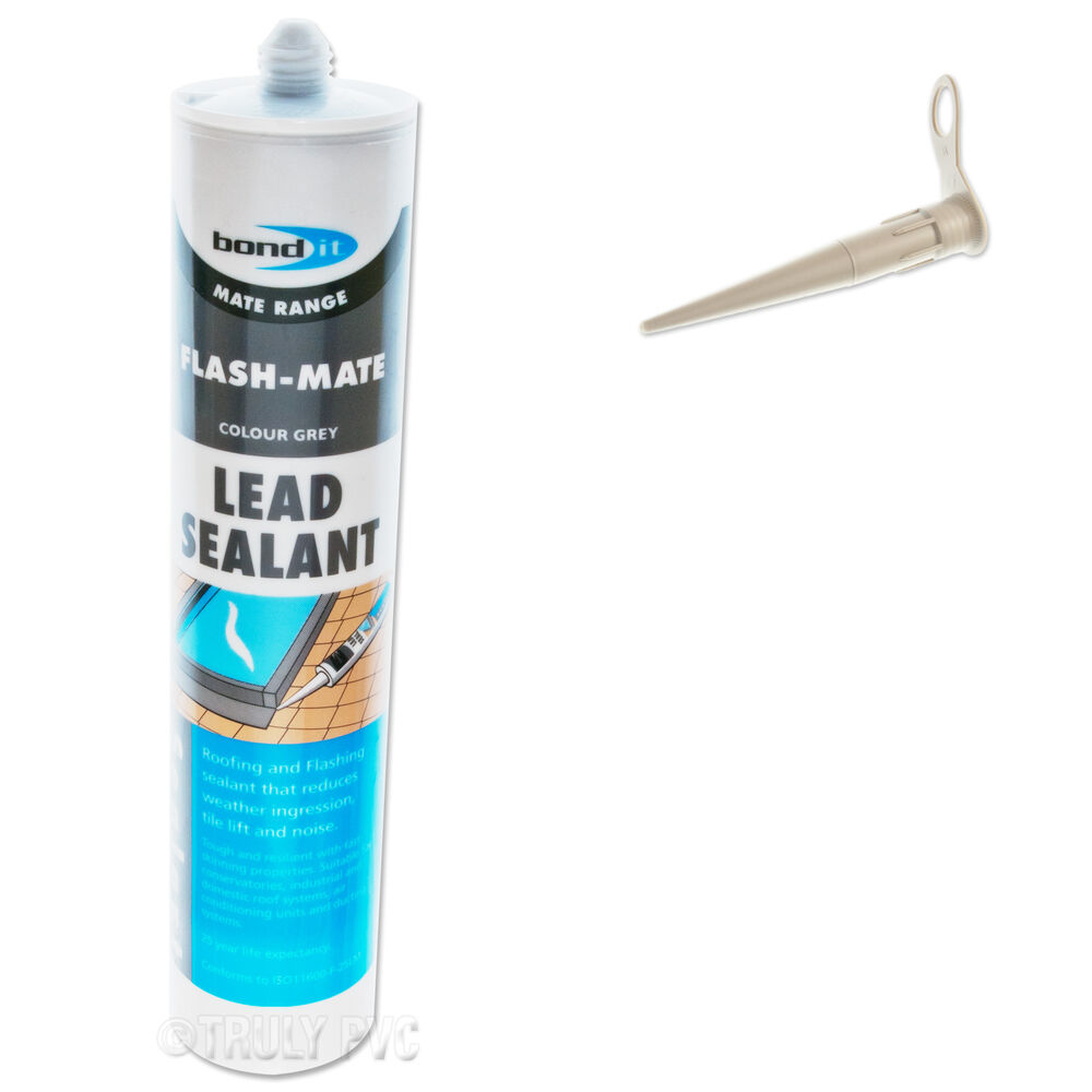 flash mate roof flashing silicone sealant lead roofing leaking leaks repair ebay. Black Bedroom Furniture Sets. Home Design Ideas