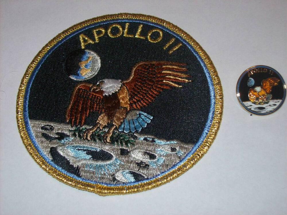 astronaut neil armstrong patches - photo #13