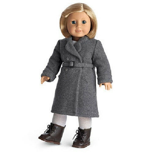 American Girl Kit Winter Coat Nib Doll Is Not Included In