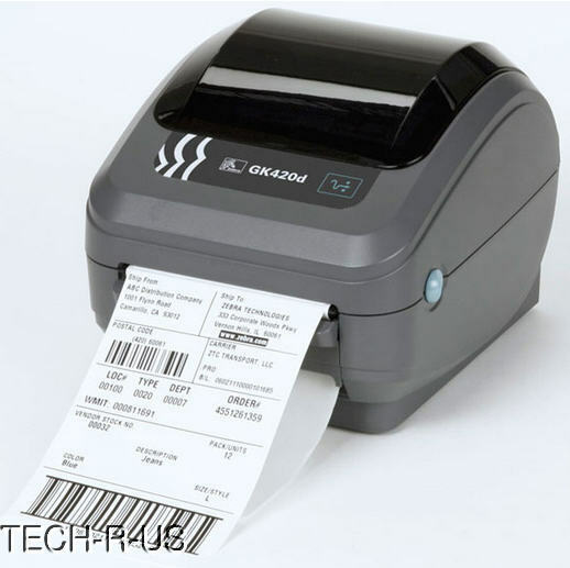 Zebra GK42-202210-000 GK420d Direct Thermal Printer