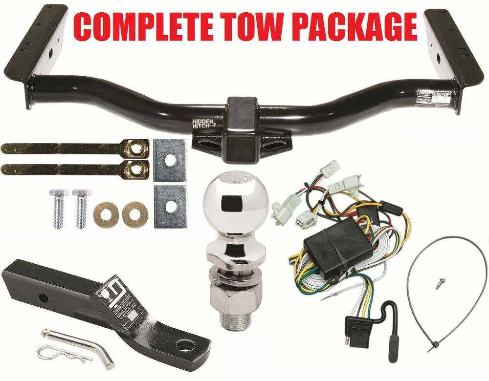 Trailer Wiring Harness Rav4 : Toyota runner trailer hitch wiring harness