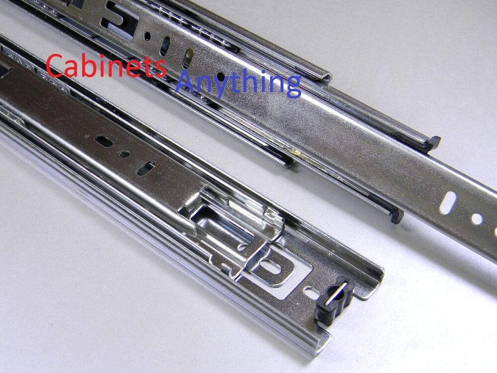 Kv 8400 Full Extension Drawer Slides Ebay