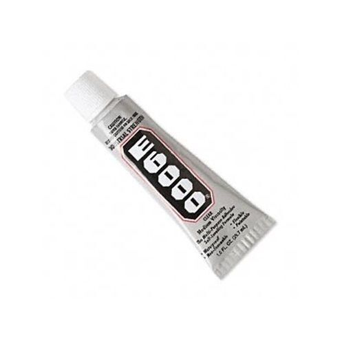 E 6000 craft jewelry glue multi purpose adhesive 1oz tube for Craft glue that dries clear