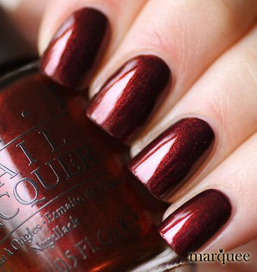 Opi Nail Polish G18 Every Month Is Oktoberfest New