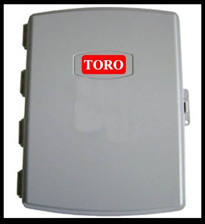 Weatherproof Outdoor Electrical Box: TORO Controller Enclosure Cabinet Box