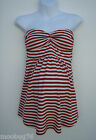 NWT SIZE 8 10 12 14 16 18 LADIES MATERNITY PREGNANCY STRAPLESS TOP SHIRT BLOUSE