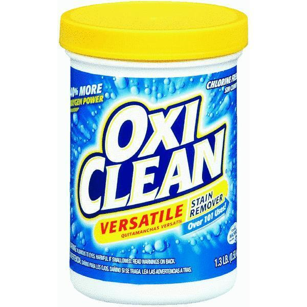 4 Pack 1 3 Lb Oxi Clean Versatile Stain Remover 51313 Ebay