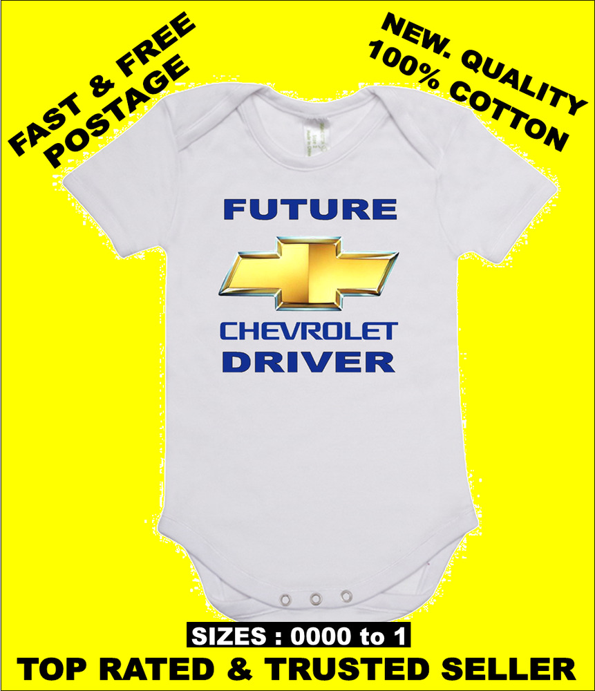 Baby Driver Subaru >> BABY ONE PIECE, ROMPER. ONESIE. printed with FUTURE ...