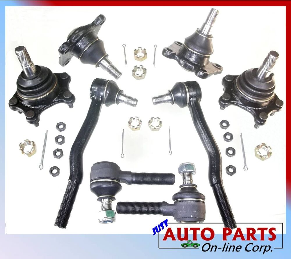 94 Toyota Pickup Truck: TIE ROD BALL JOINT TOYOTA 4RUNNER PICKUP T100 4WD 89 90 91