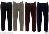 GIRL'S STRAIGHT LEGGED WINTER WARM THICK CORD TROUSERS 3 4 5 6 7 8 9 10 YRS