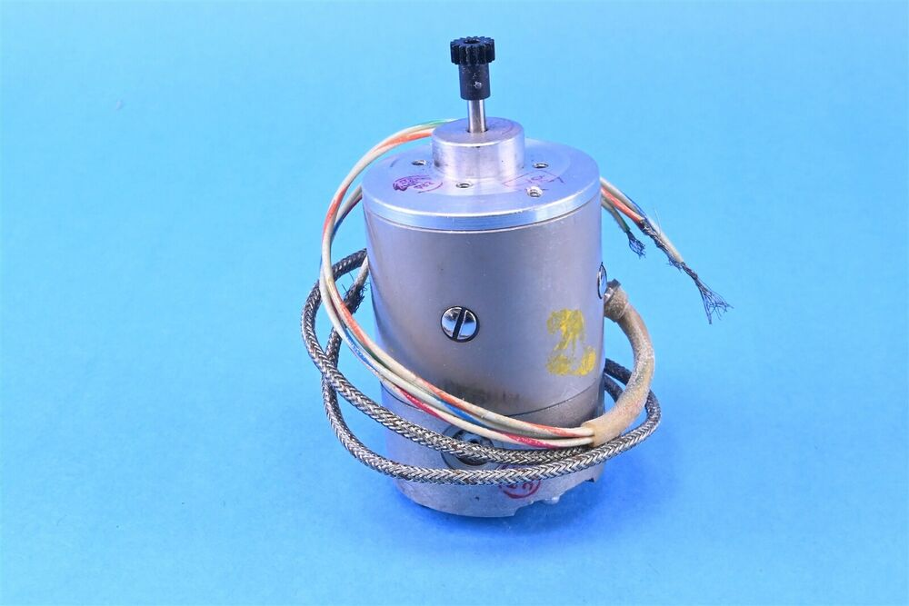 General electric ge aircraft dc motor part 5bby13dj5a ebay for Electric motor for aircraft