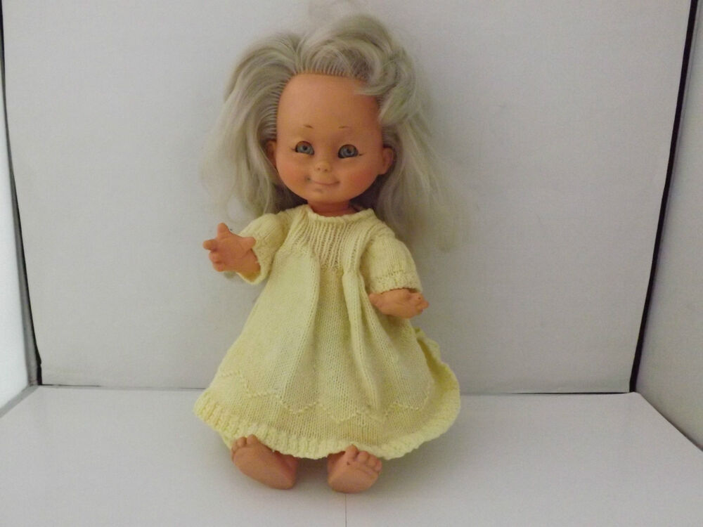 """Vintage Migliorati Baby Doll Made in Italy 13"""""""