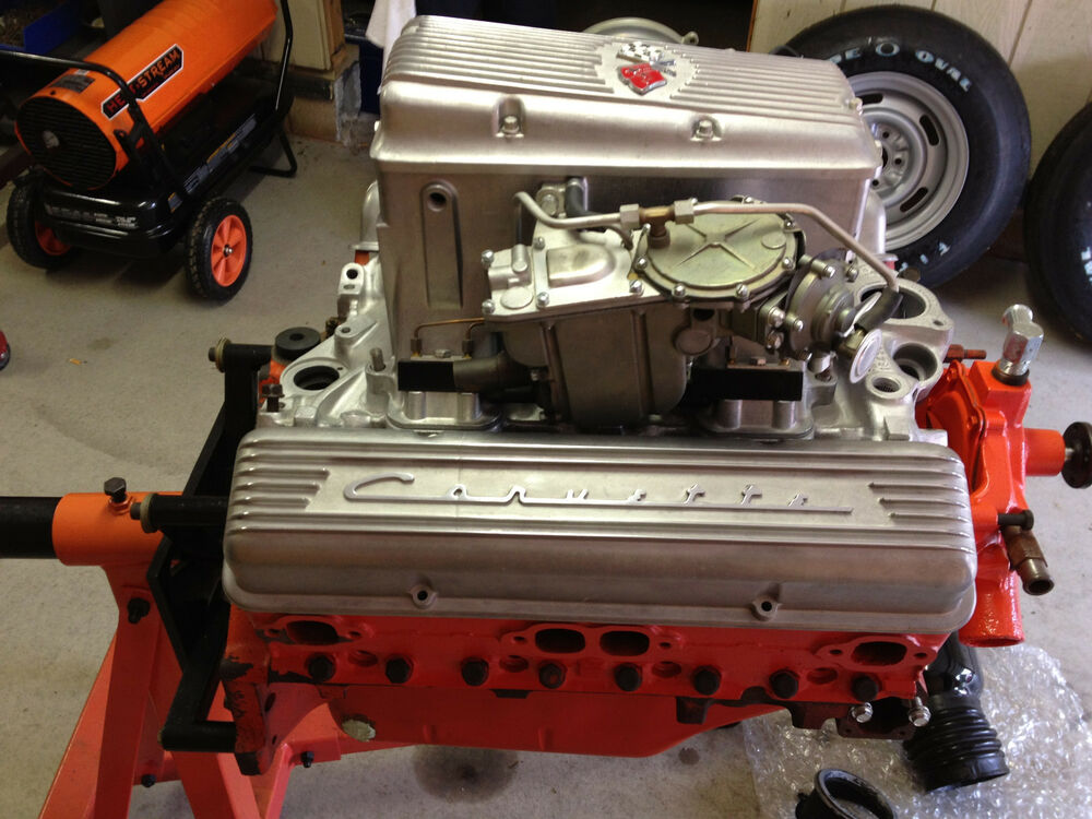 Fuelie Engine Complete All Rebuilt
