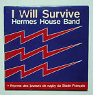 HERMES HOUSE BAND I Will Survive cd single 2 titres