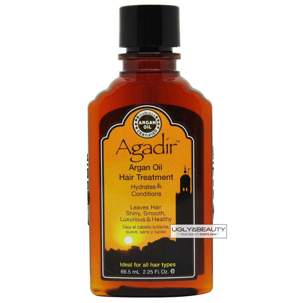 agadir argan oil hair treatment 66 5 ml fl oz ebay. Black Bedroom Furniture Sets. Home Design Ideas