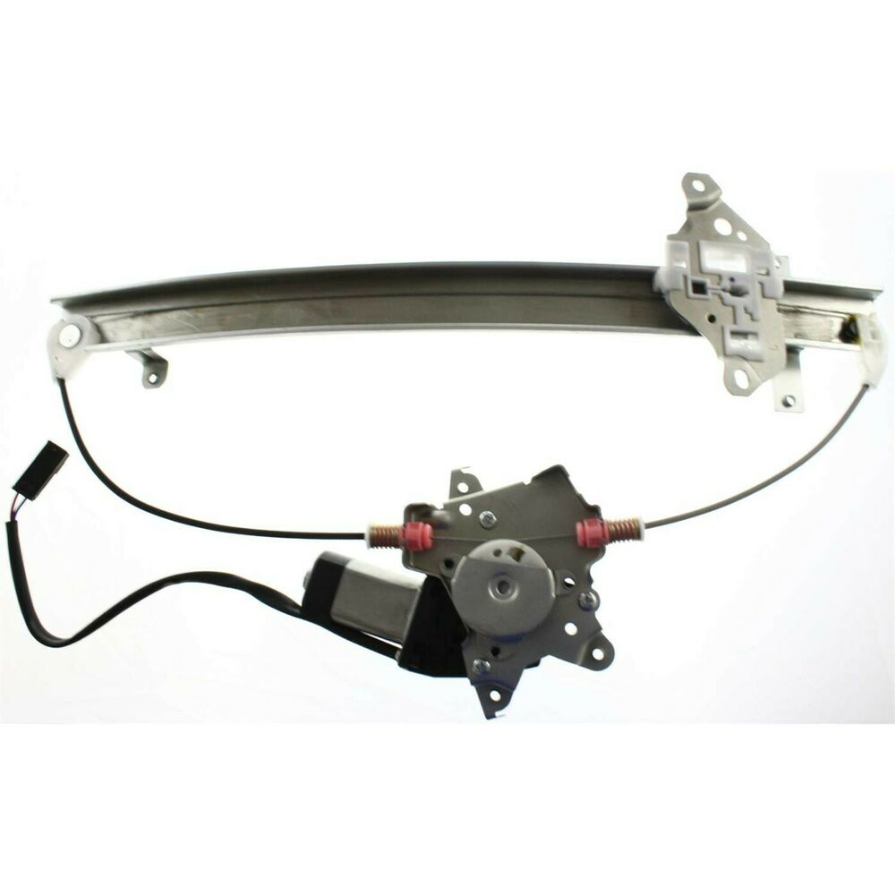 Power window regulator for 95 99 nissan maxima front for Power window motors for cars
