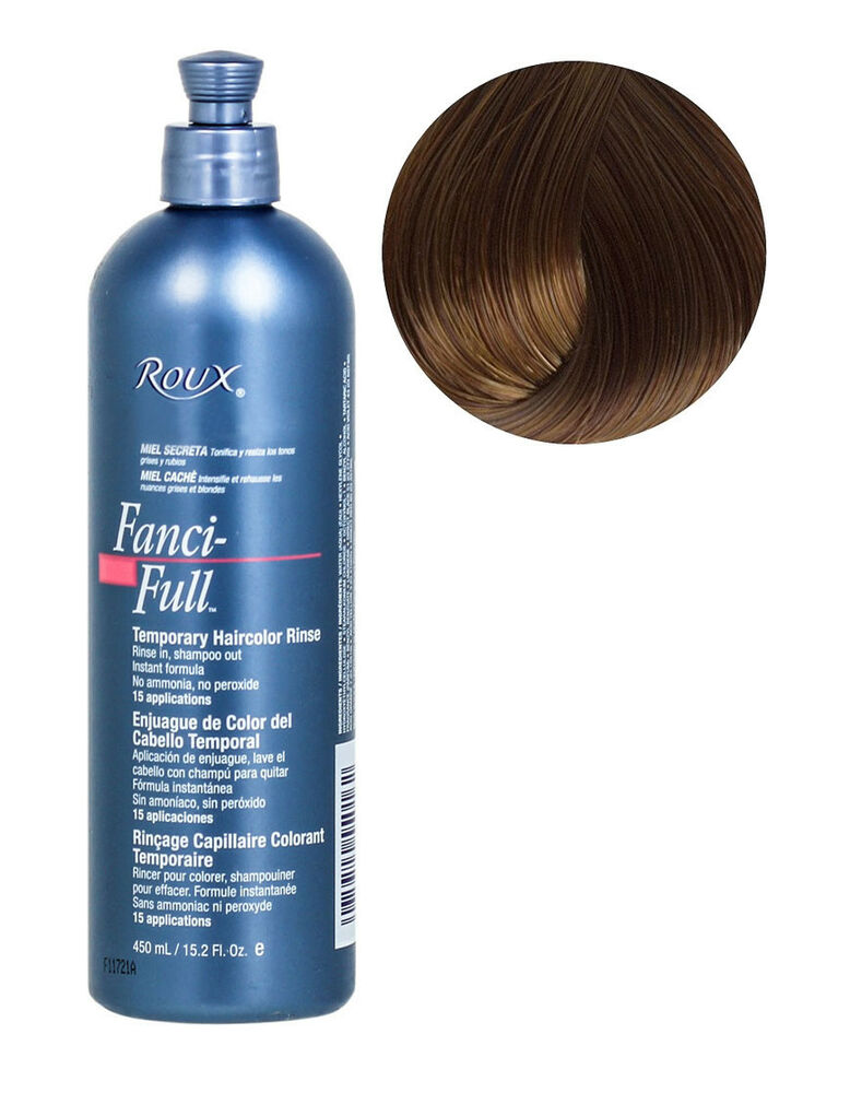 Roux Fanci Full Temporary Hair Color Rinse 23 Frivolous Fawn 15oz