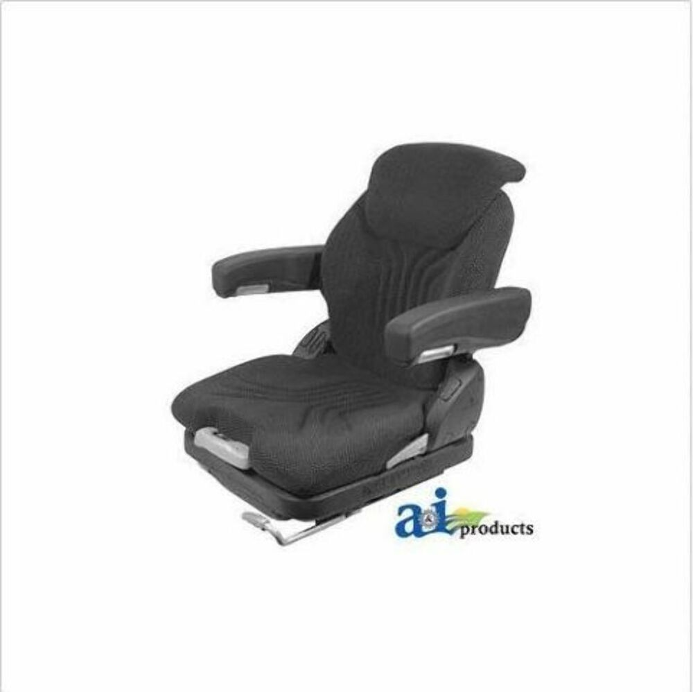 Msg65grc Assy Grammer Seat Assembly Charcoal Matrix Cloth