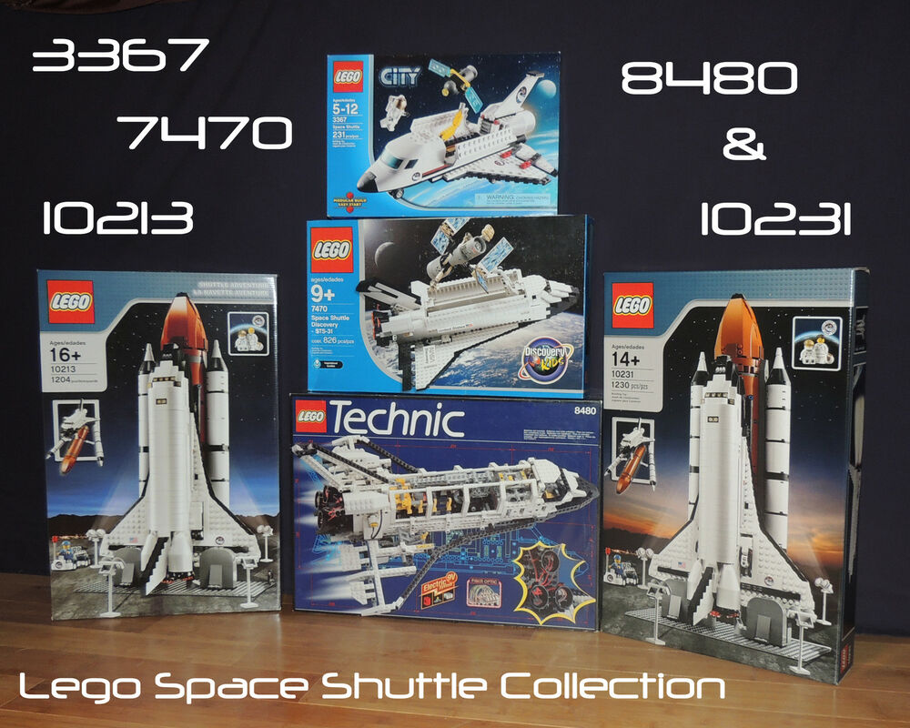 lego space shuttle large - photo #37