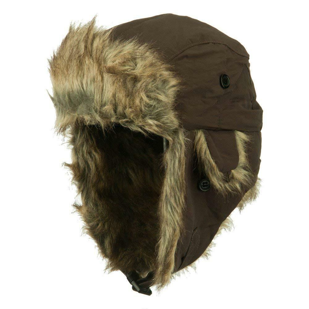 These fur lined ear flap trapper hats are this winter's hottest style. Don't get caught in the cold without one this winter! Worn by both men and women, from the rugged outdoors man to the trendy snow boarder or for simply trying to keep your ears frostbite-free/5(K).