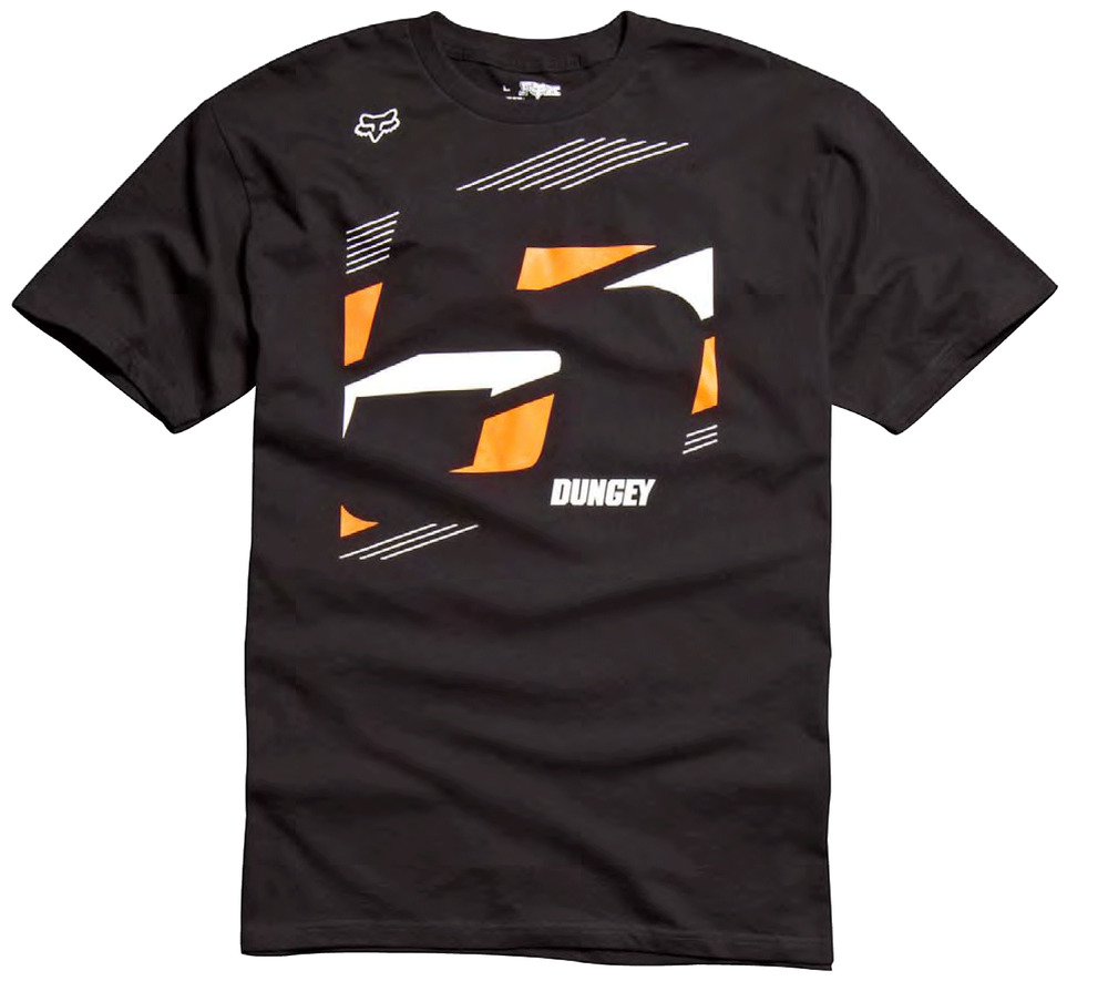 ktm fox racing ryan dungey mens adult 5 5 basic short sleeve s s tee t shirt ebay. Black Bedroom Furniture Sets. Home Design Ideas