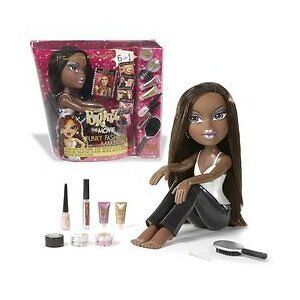 bratz the movie yasmin doll - photo #37