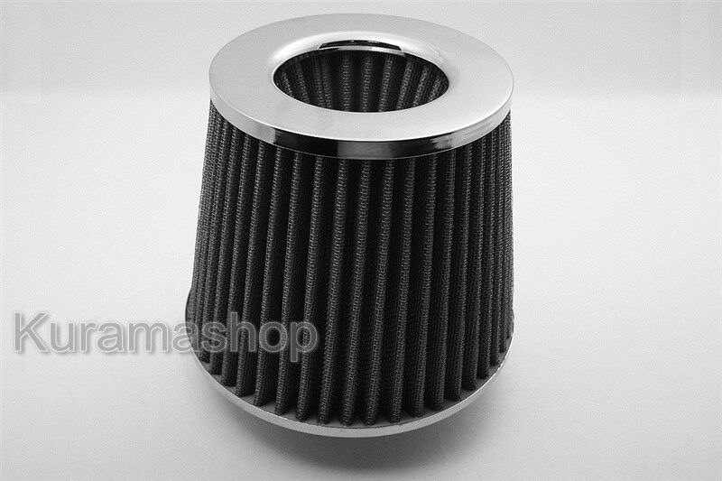 Wire Mesh Air Cleaner : Mm quot inch air intake cleaner power flow stainless steel