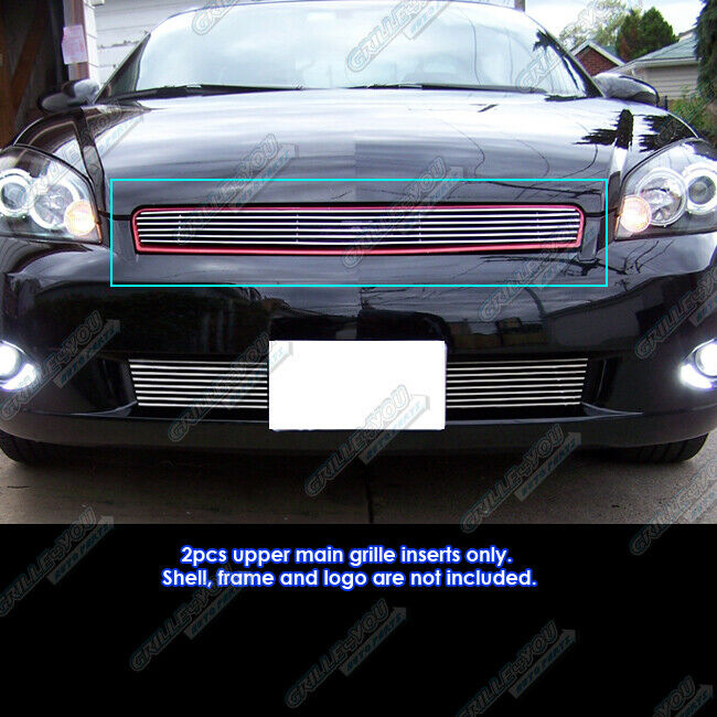 230909599683 on chevy malibu billet grille
