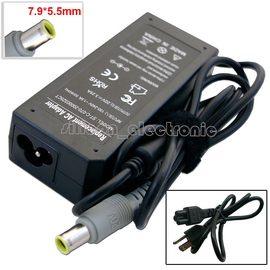 Ac Adapter Charger For Ibm Lenovo Thinkpad X100e X200 X201