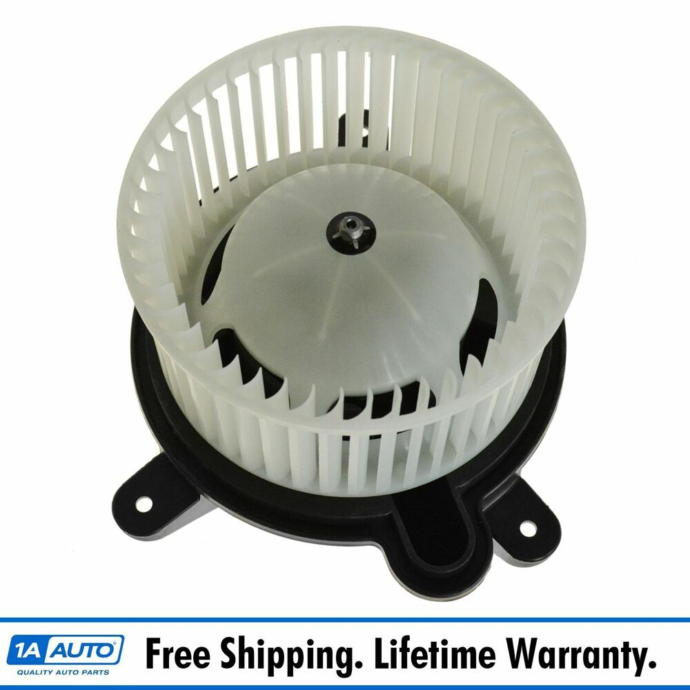 Heater blower motor w fan cage for jeep cherokee wrangler for Heater blower motor replacement