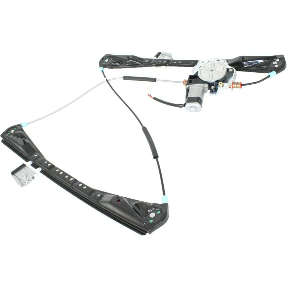 Power window regulator for 2000 2002 lincoln ls front for 03 lincoln ls window regulator