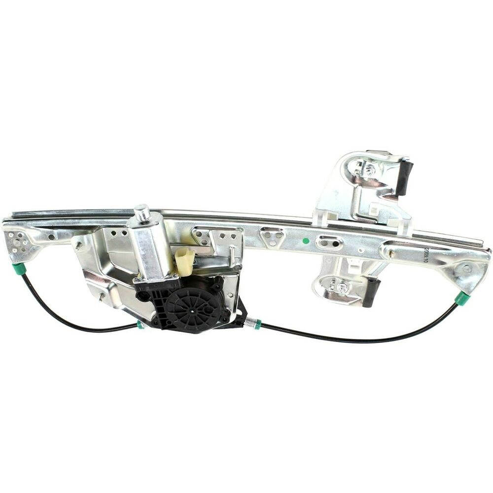 Power window regulator for 2000 2005 cadillac deville rear Window motor and regulator cost
