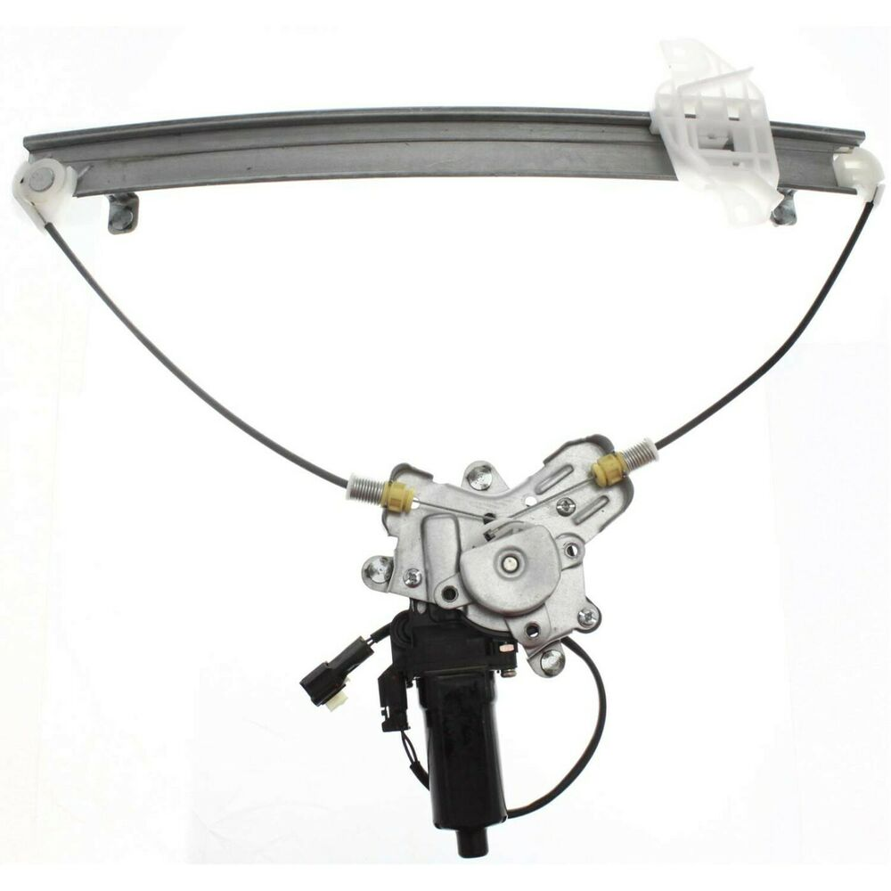 2000 Hyundai Elantra Parts: Power Window Regulator For 96-2000 Hyundai Elantra Front