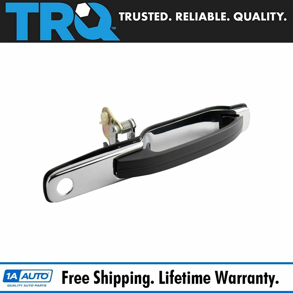 Outer Outside Exterior Door Handle Passenger Side RH Right For 90 97 Town Car