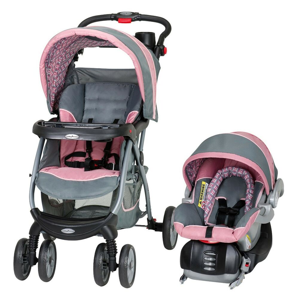 New Baby Trend Encore Stroller Car Seat Travel System