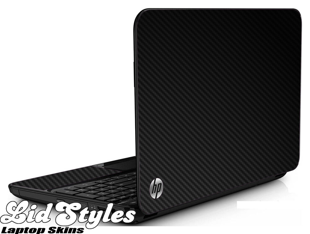 how to put carbon fiber sticker on laptop