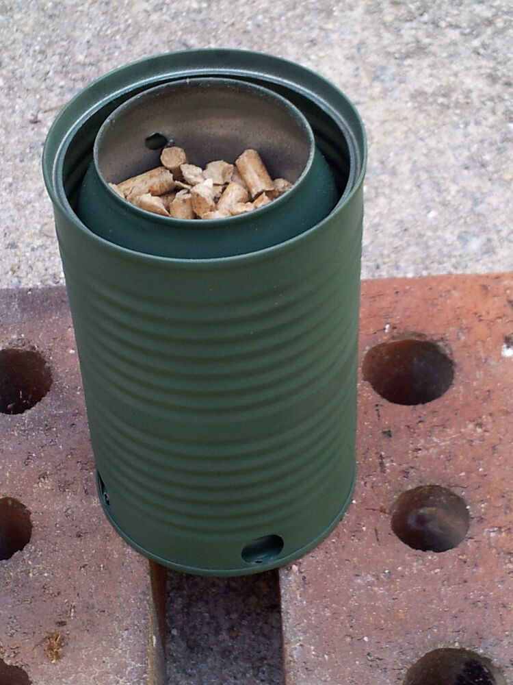 EMERGENCY SURVIVAL CAMPING HIKING WOODGAS WOOD GAS STOVE