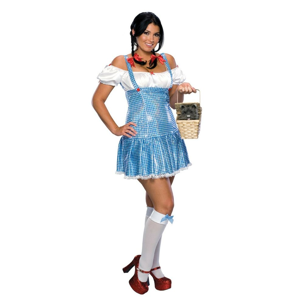 Adult Dorothy Costume Plus Size - The Wizard of Oz -