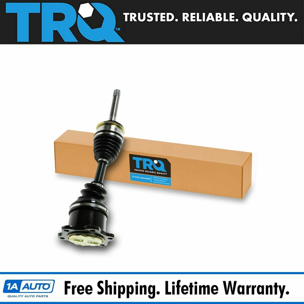 Front Cv Joint Axle Shaft Left Or Right For 86 95 Toyota