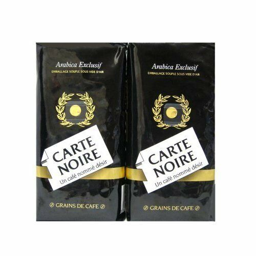 carte noire ground coffee 2 bags 500g total from france ebay. Black Bedroom Furniture Sets. Home Design Ideas