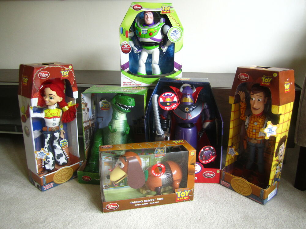 Toy Story Figures : Latest edition disney toy story talking action