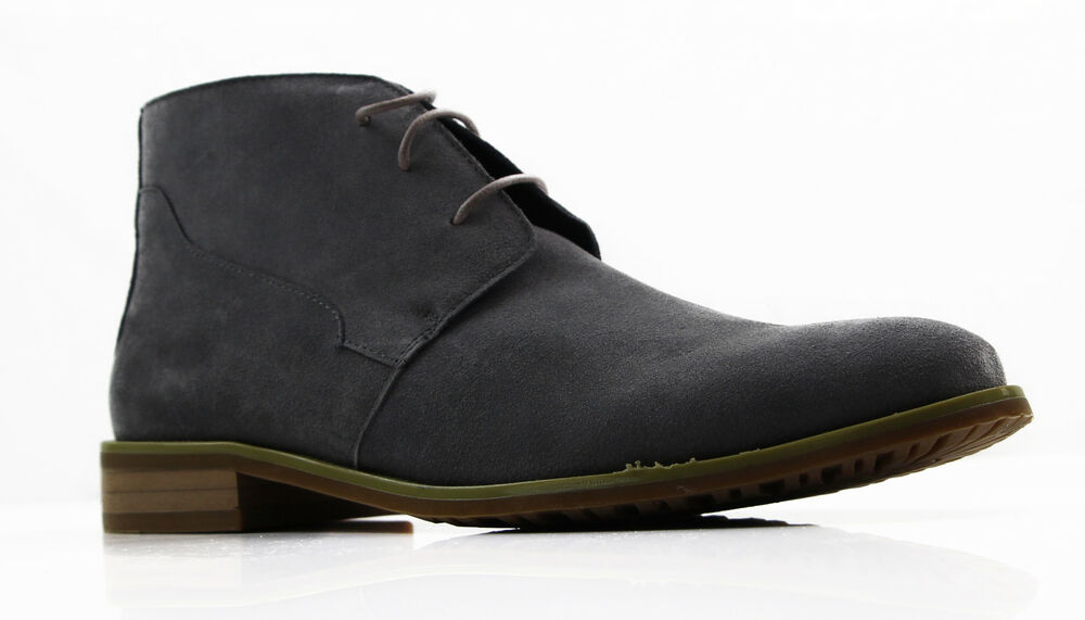 new mens zasel australian design casual suede boots work