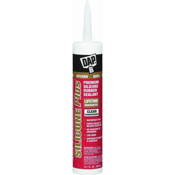 Kitchen Bath  Silicone Sealant