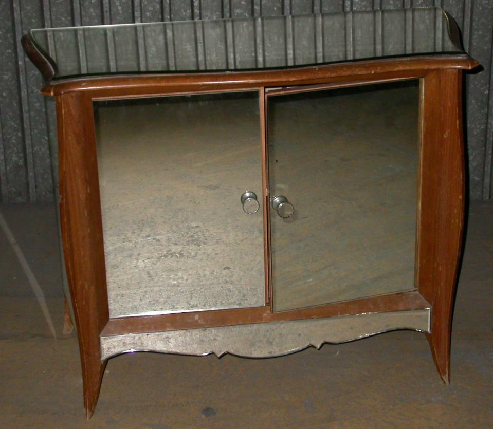 buffet miroir arbal te 1950 ebay. Black Bedroom Furniture Sets. Home Design Ideas