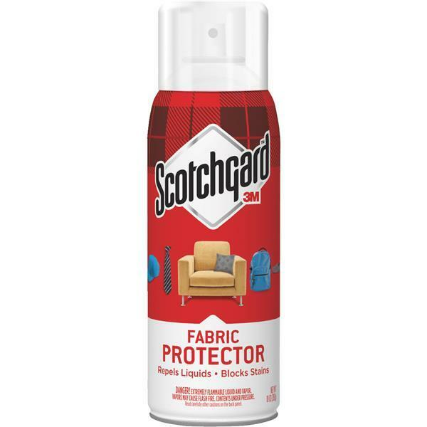 6 Pk 3M Scotchgard Protector For Fabric & Upholstery 10 Oz ...