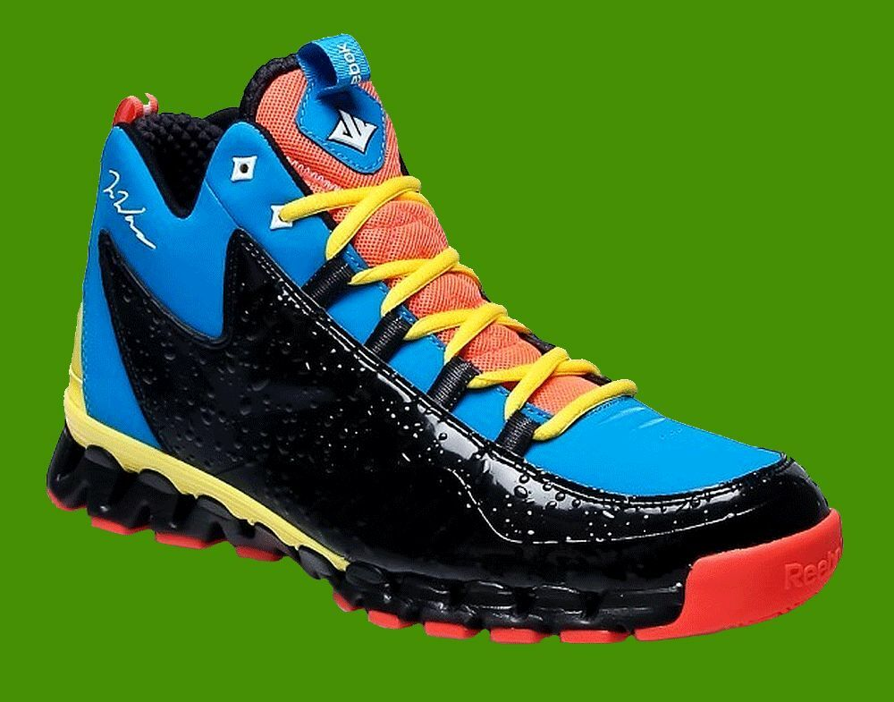 John Wall Shoes Red Size