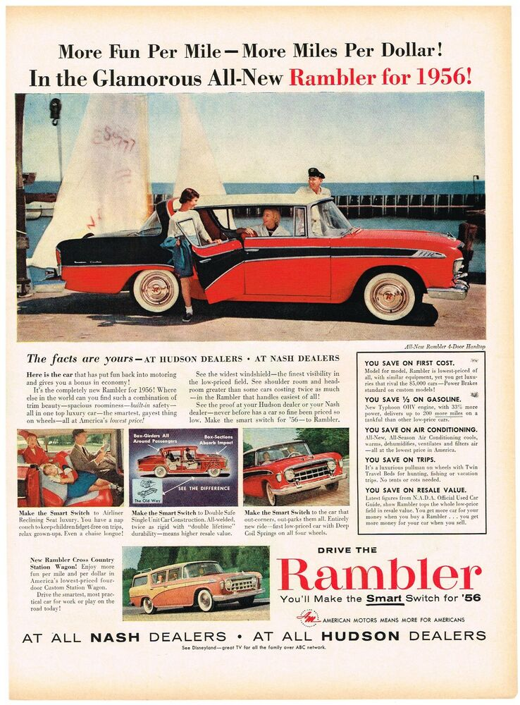 From The January 1954 Issue Of Hop Up Al Glickman S Ayala Restyled Custom Car Was Number 12 30 Pre Selected