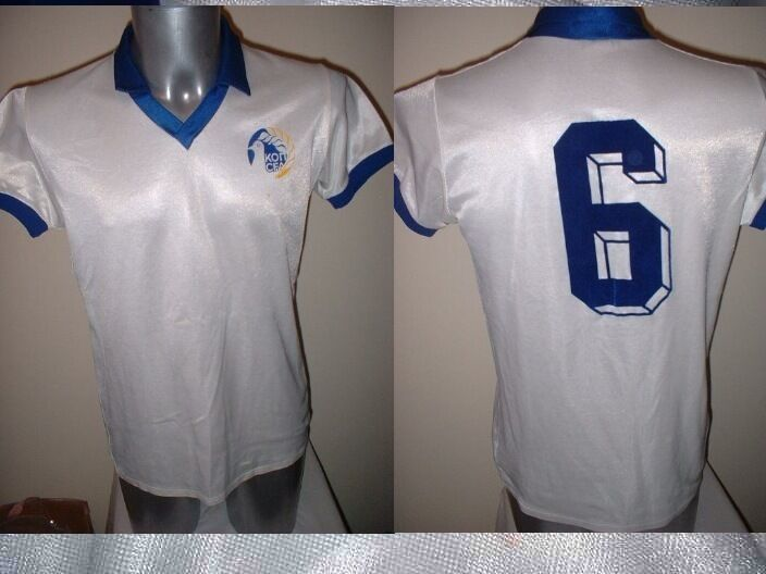 Details about Cyprus Shirt Jersey Football Soccer Adult L Top Vintage  1980 s Rare Romba Trikot 57a7be991