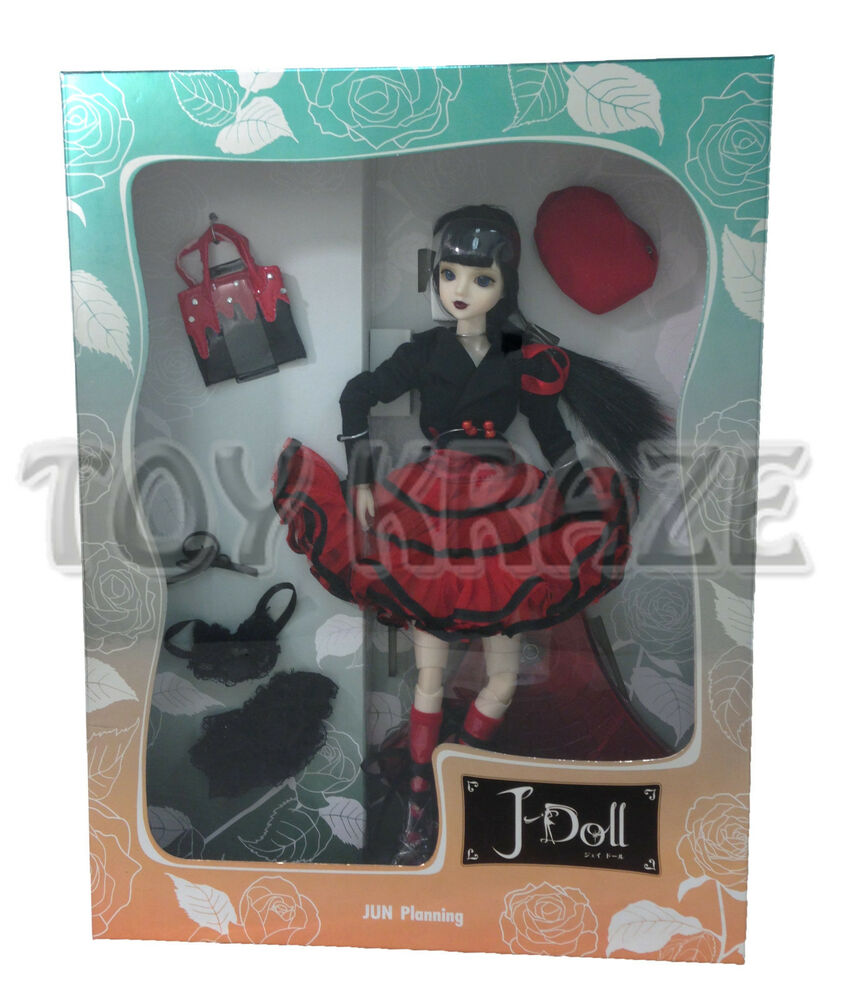 pages Pullip From Groove USA